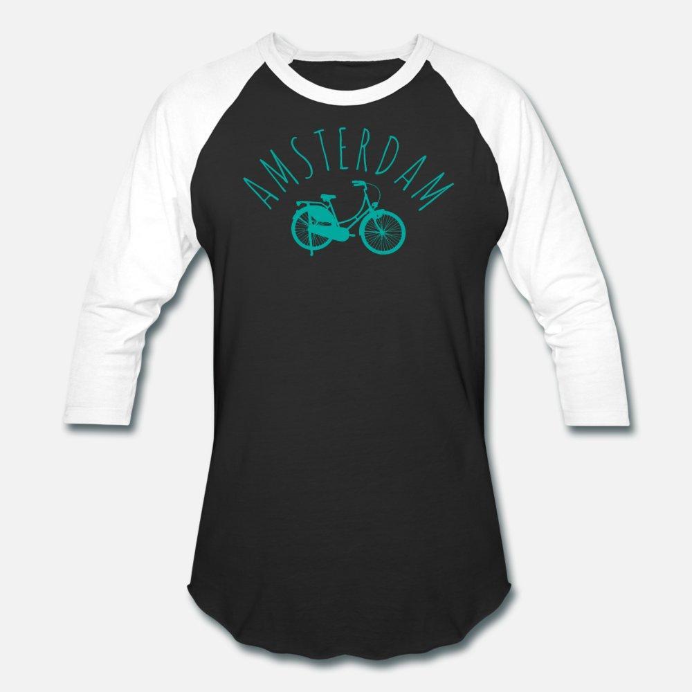 camisa Amsterdam t homens Personalizado algodão S-XXXL Família solto camisa legal Primavera Outono Casual