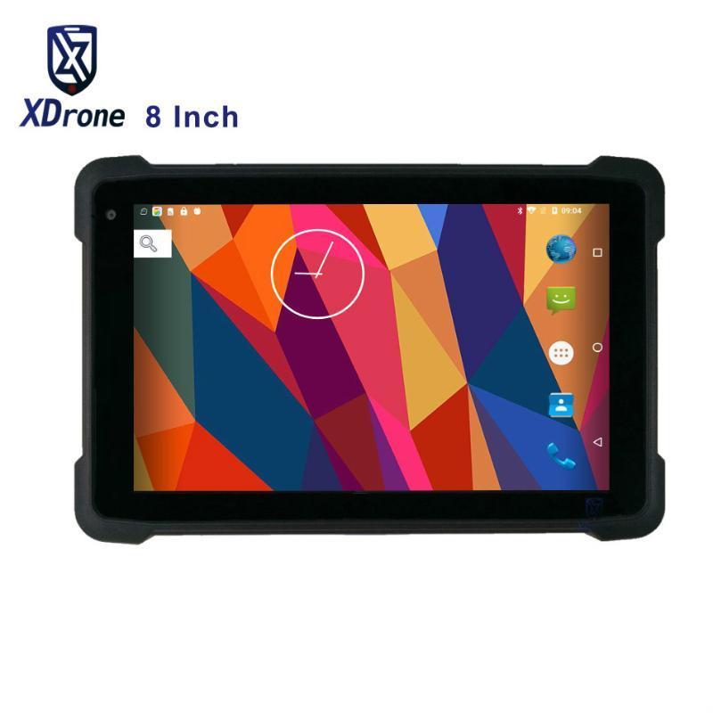 "2020 original KT81 Tablet Rugged PC Kids à prova de choque à prova de choque 8.1 8 ""WiFi 4G LTE 2GB RAM IP67 À Prova D 'Água GPS 1D / 2D Barcode Scanner"