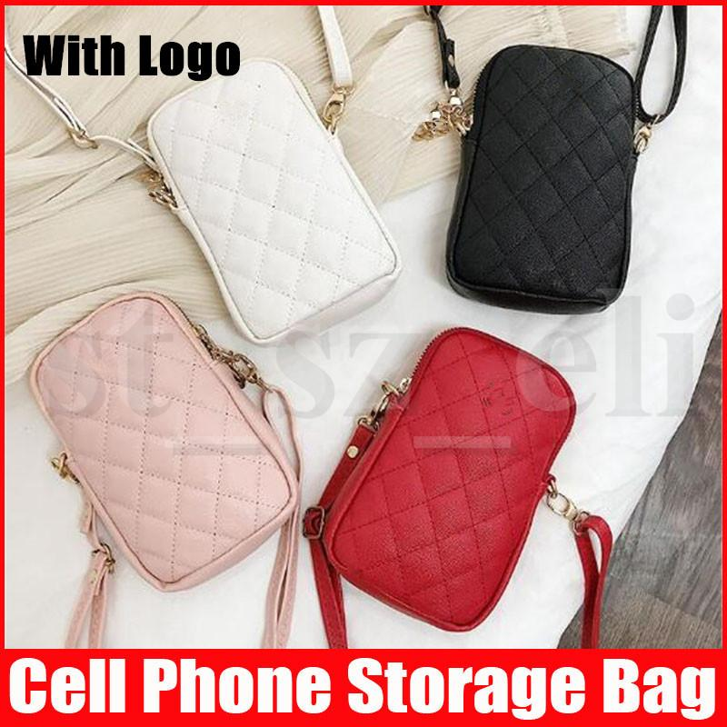 Brand Cell Phone Make Up Travel Toiletry Pouch Makeup Clutch Waterproof Cosmetic Bags Portable Organizer 4 Styles
