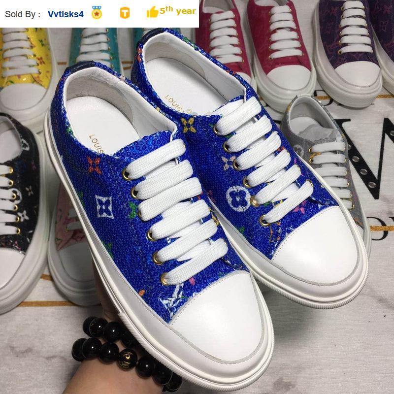 2113210 denim printed casual women shoes blue SNEAKERS Dress Shoes Skate Dance Ballerina Flats Loafers Espadrilles Wedges