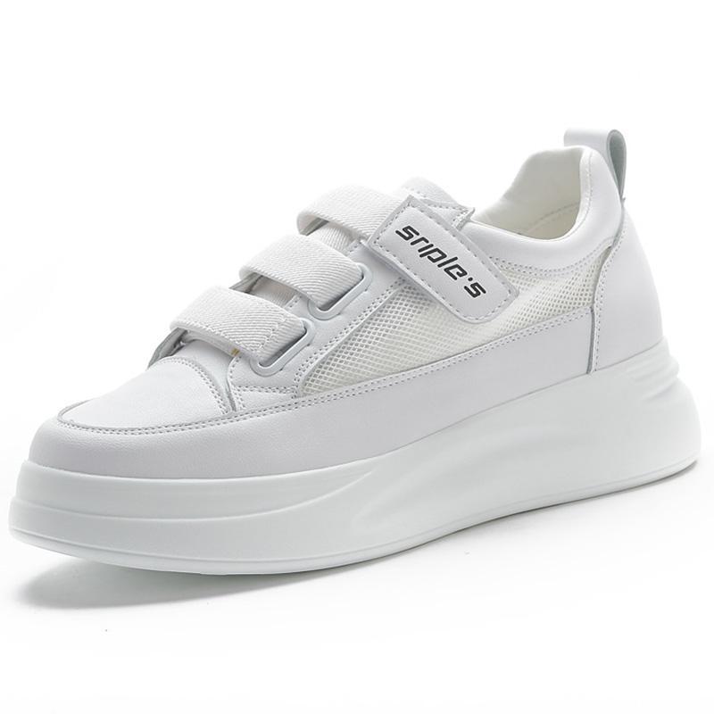 ladies white skechers shoes