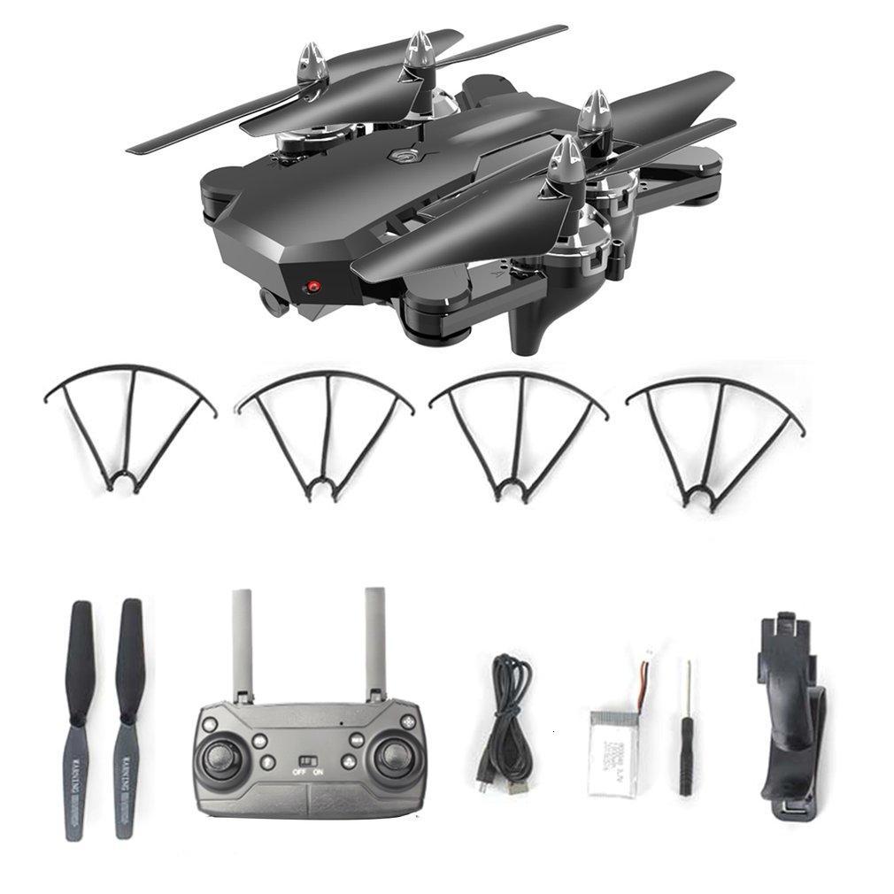 CS-7 GPS 5G dobrável RC Drone Com 4K WiFi Camera Aircraft Headless Modo RC Helicopter Controle Remoto Brinquedos T191105
