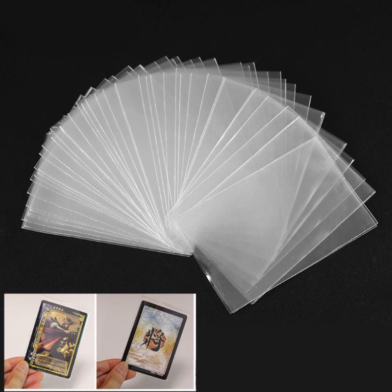 Juego de cartas de póker Tarot Junta cubierta Reinos juego de cartas mágico 100pcs Mangas de tres 100pcs mylovethome Junta bbCLX