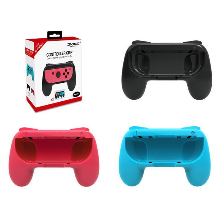 Контроллер Цанга Joy-Con чехол для Nintend переключателя Joy Con Handle NS N-Switch Аксессуаров игровых приставок
