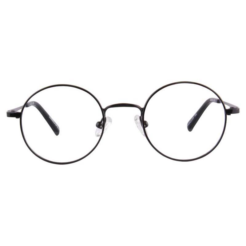 Occhiali da sole Shinu Style Style Metallo in metallo Occhiali rotondi Anti Blue Ray Rely Okewear Occhiali Progressive BullIfocal Lenses3Colore