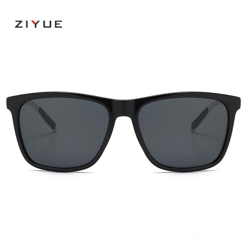 polarizzati sole A387 occhiali da sole polarizzati quadrati A387 delle donne delle donne sole occhiali da sole quadrati