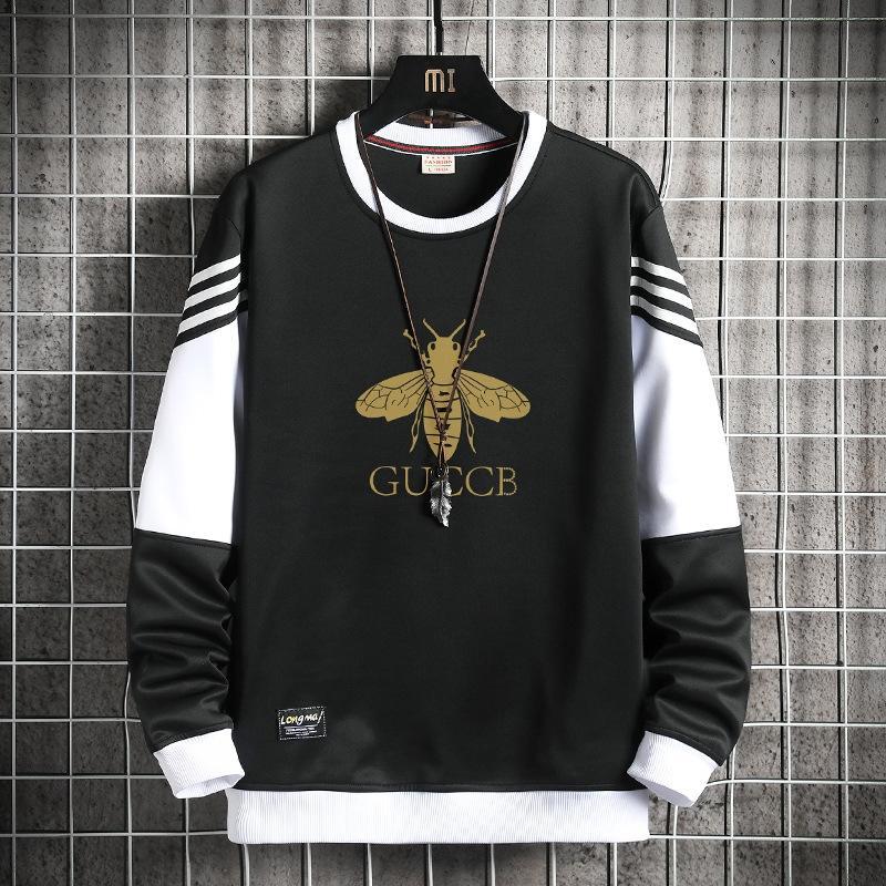 L9g7z DvWoD Uomo felpa maglione 2020 maglione allentato mercato notturno felpata casuale dei nuovi uomini di autunno e inverno