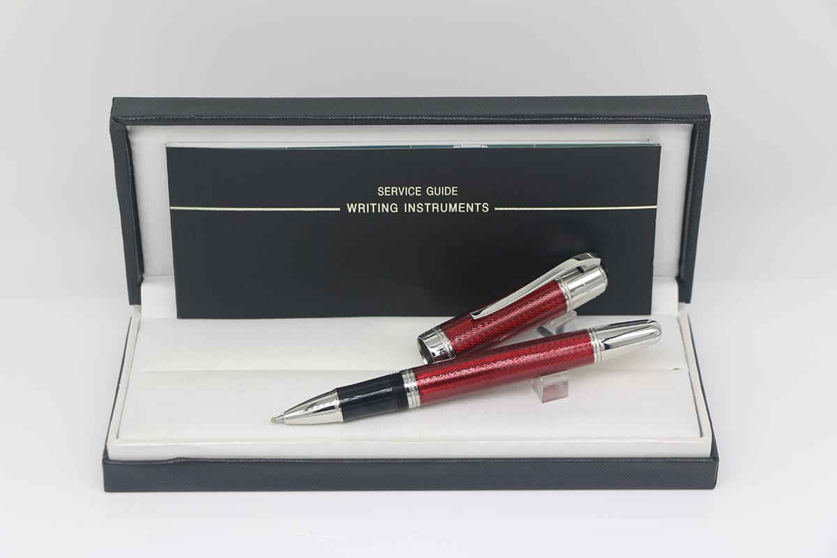 Jules Verne limited edition Red ocean Roller pen Monte writing stationery with On Number 14873/18500