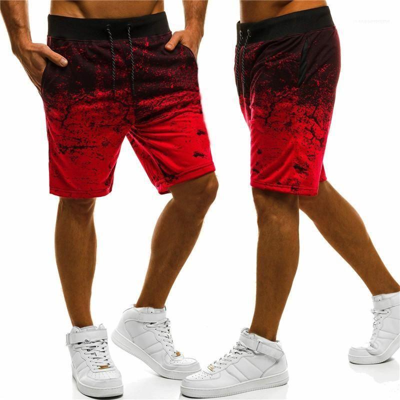 Vêtements pour hommes Shorts Hommes Casual Mode Joggers court Sweatpants été Hip Hop Slim Drawstring Shorts Workout Nouveau
