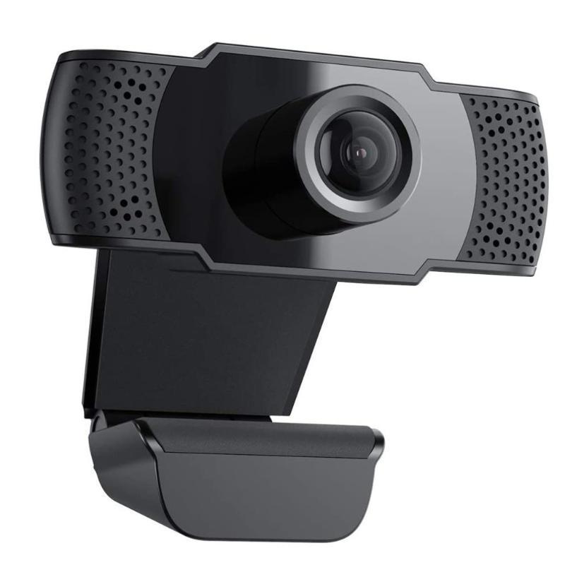 Веб-камера Full HD USB камера Веб-камера Автофокус CMOS с микрофоном Веб-камера для компьютера динамического разрешения