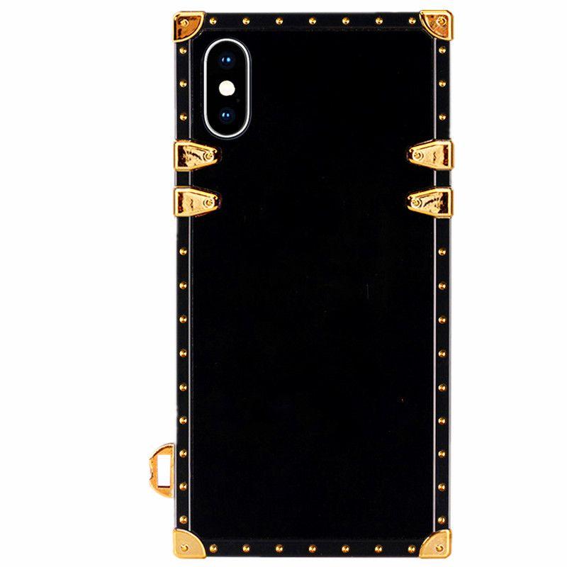 Designer-Telefon-Kasten für 2019 neu Samsung note10 +, note10, S10, S10 +, S10e, S9, S9 +, A70, A50 Luxus Anti-fallen Schutzhülle 3 Arten Wholesale