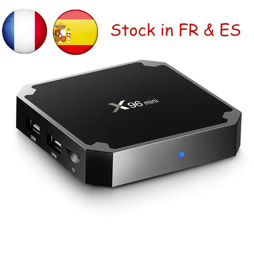 X96 mini Android 7.1 TV BOX 1GB 8GB 2GB 16GB Amlogic S905W Quad Core Smart TV Box X96mini