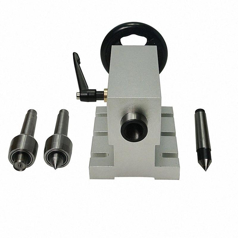 CNC Tailstock for Rotary Axis, A Axis,4th Axis, CNC Router Engraver Milling Machine uVdf#