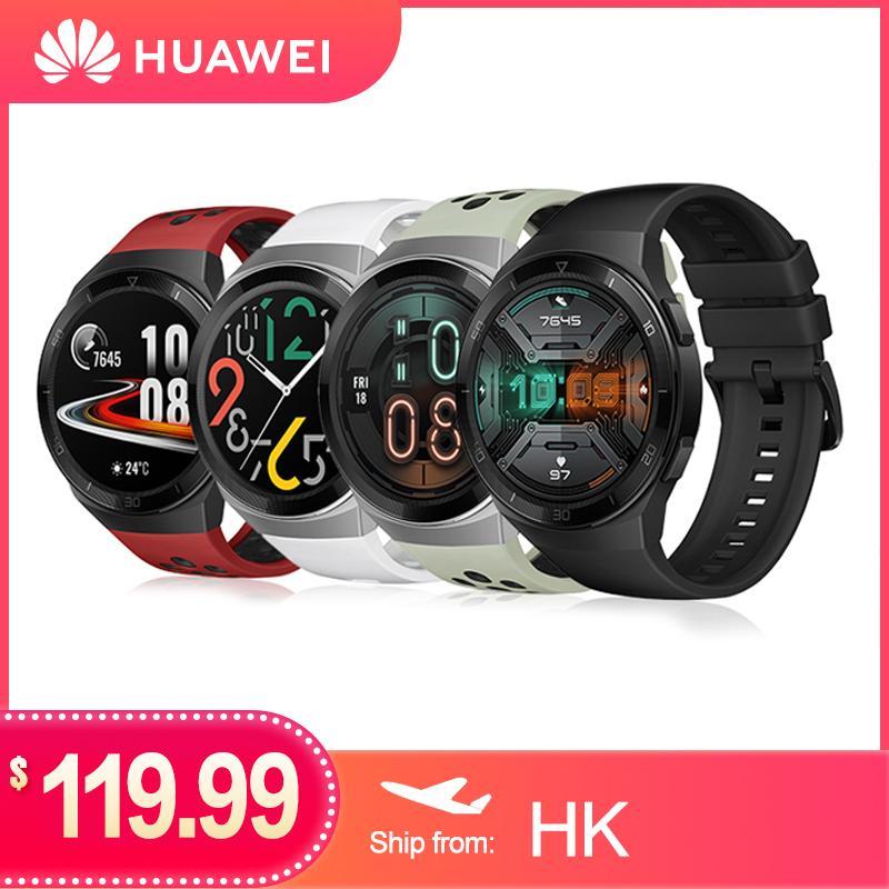 """New Arrival HUAWEI WATCH GT 2e 1.39"""" AMOLED 5ATM Smart Watch 2 Weeks Long Standby Sport Watch GT Lite Original NFC 100 Sport Mode"""