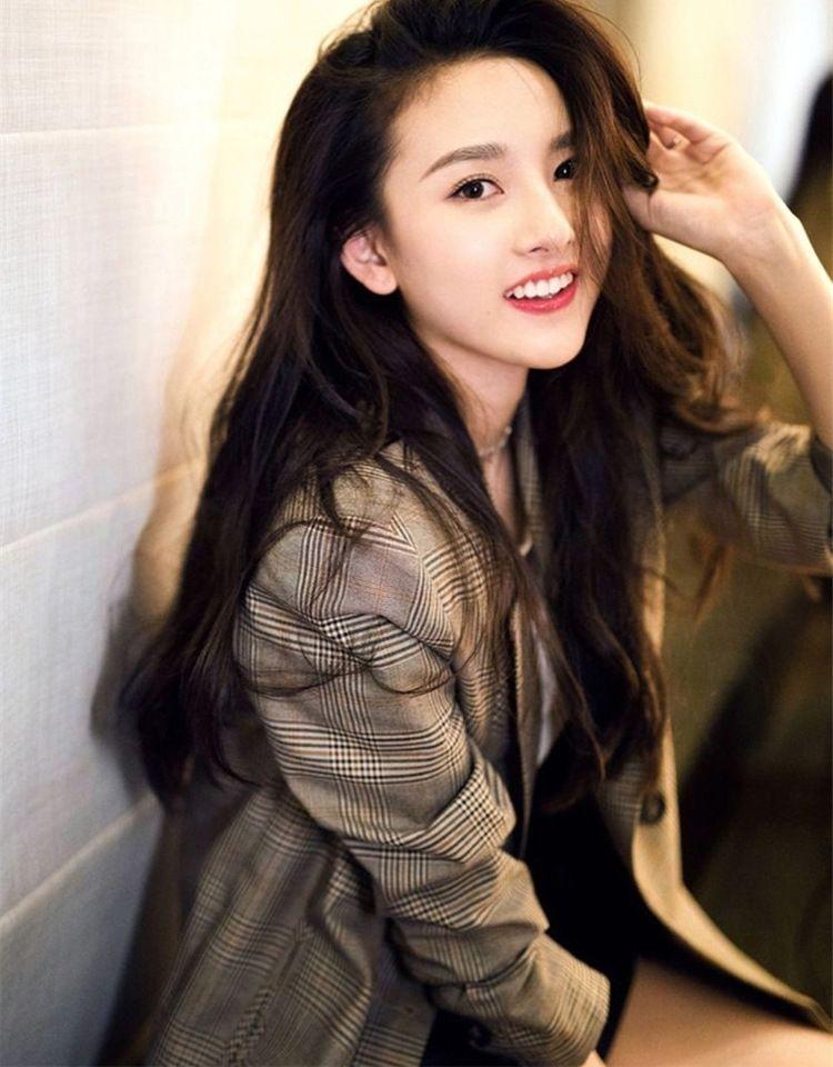 uM0Gf Canção Zuer 2020 estilo coreano estilo cool demão ocasional terno terno xadrez para pequenas mulheres 8484