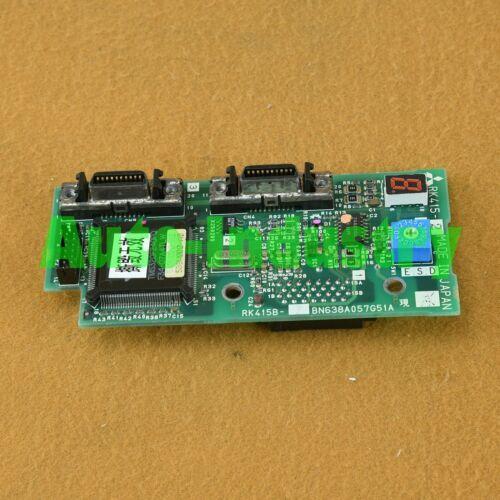 1pc Mitsubishi carte mère RK415B-2 BN638A057G51A Testé bon
