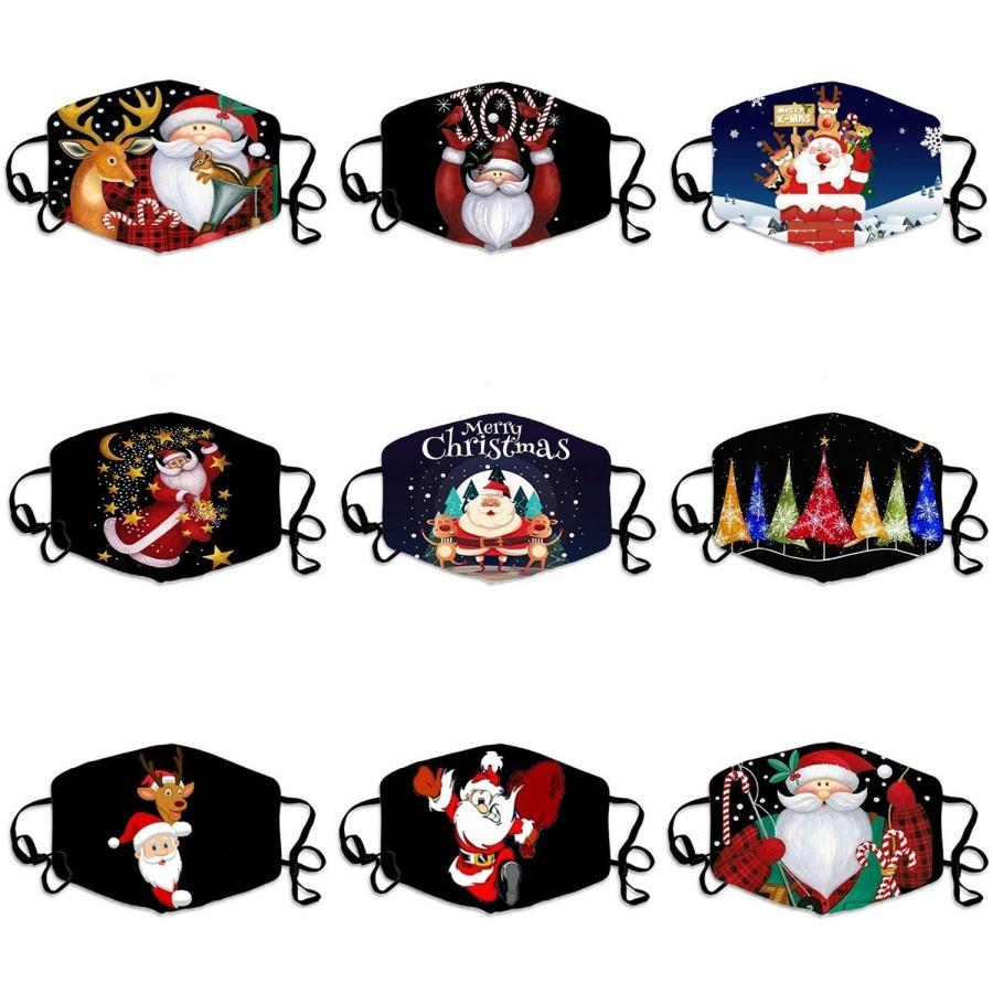 Mascarillas máscara de gato flor del espacio impresión digital Prective oído Correa DustproofMask reutilizable # 162