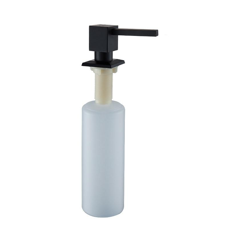 300ml 26mm Calibre Sink savon liquide Bouteille Distributeur Bouteille manuelle Presse Distributeur Accessoires Suds Nettoyant cuisine