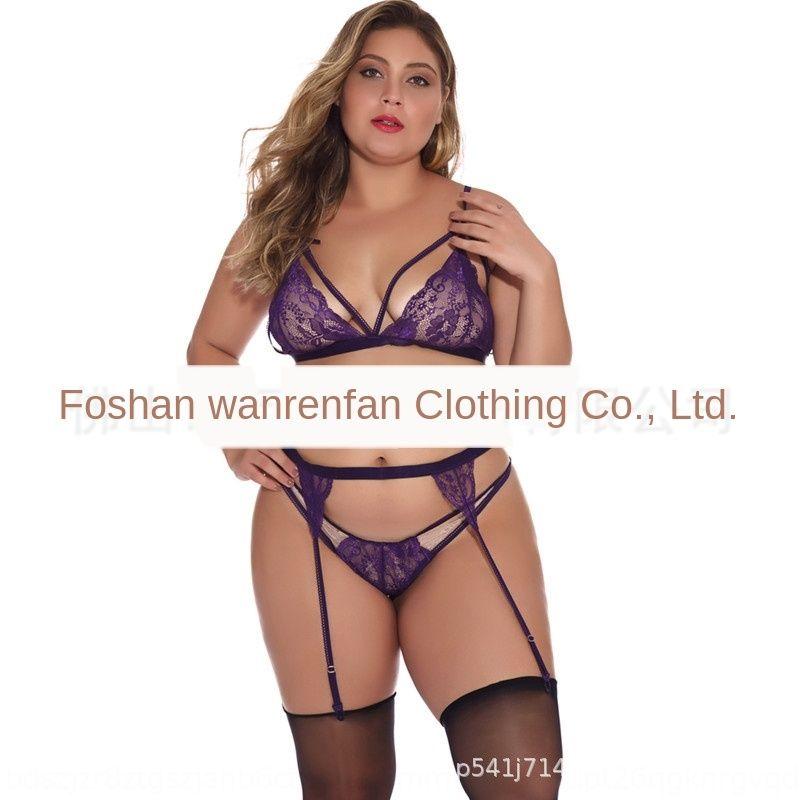 gusrA cuerpo transpirable conformación de encaje pijamas tirantes de cintura ajustada la honda de la ropa interior de las pestañas cómodo atractivo de la ropa interior atractiva perspectiva