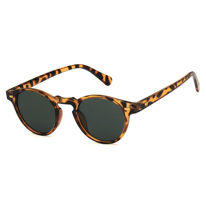 نظارات رجالي نظارات شمسية صغيرة واضحة الكلاسيكية uv400 نظارات الشمس الاتجاهات لظلال شفافة للنساء 2020