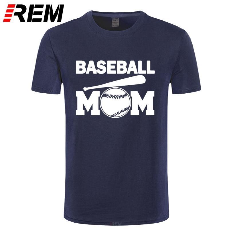 REM moda de verano Baseballl Camiseta Hombre Camiseta Print 100% algodón camiseta del tamaño de la venta caliente nueva llegada más el tamaño de los hombres Plus