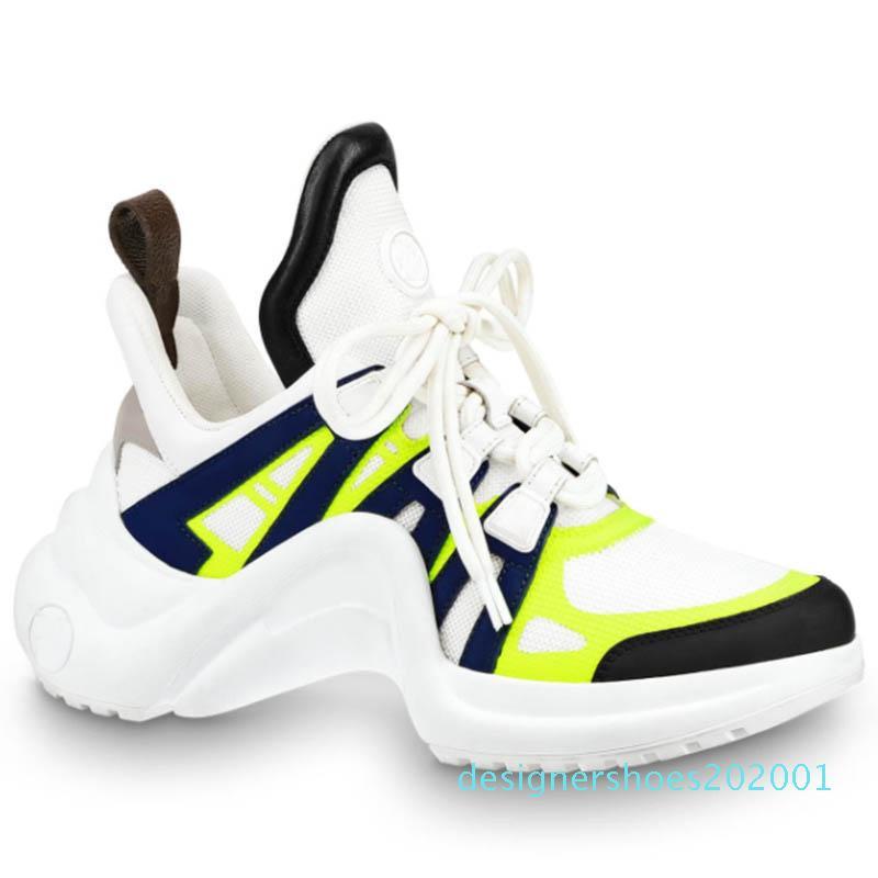 Die neueste Designer-Schuhe Luxus-Modemarke Frauen Designer Turnschuhe Neueste Top-Qualität der beiläufigen Schuhe Größe 35-41 Modell t02 d01