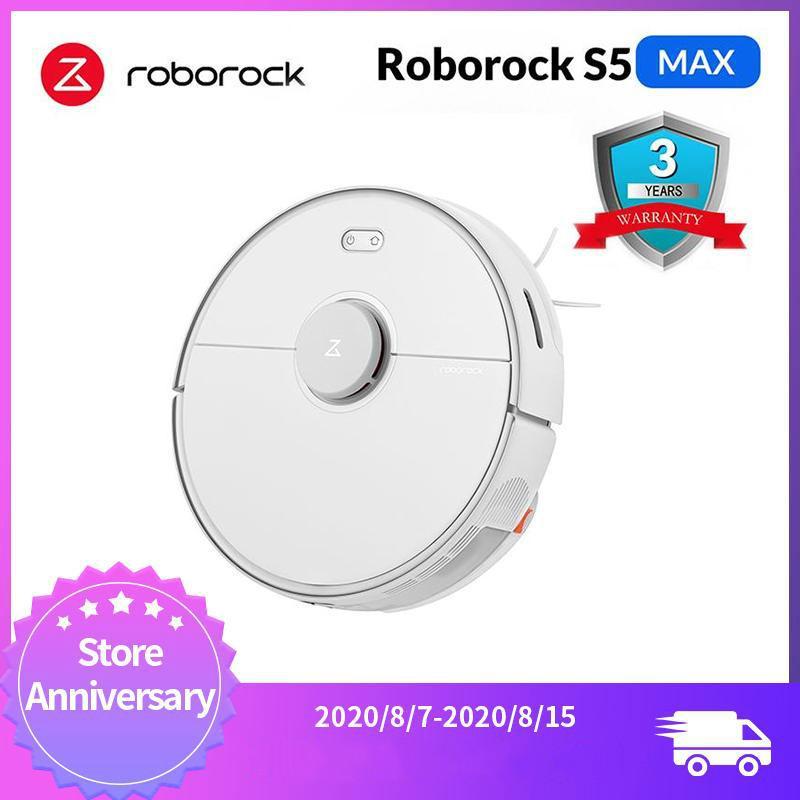 Robotik Temizleme MOPE Roborock S50 S55 Mi Robot Yükseltme Süpürme Ev Smart için Roborock S5 Max Xiaomi Robot Süpürge