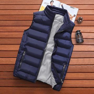 2020 nuova maglia Giacca Uomini senza maniche uomo di grande formato antivento Warm Gilet Vest amanti Coppie Cappotto Autunno Inverno Vest Men CX200810