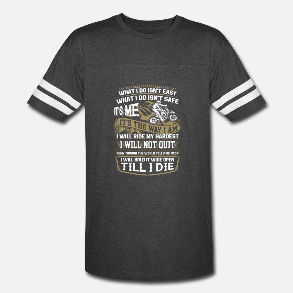 Всадник я буду держать его настежь, пока не умру тенниска мужчины Характер футболка размер S-3XL Новизна Графический Юмор Летний стиль Формальная рубашку