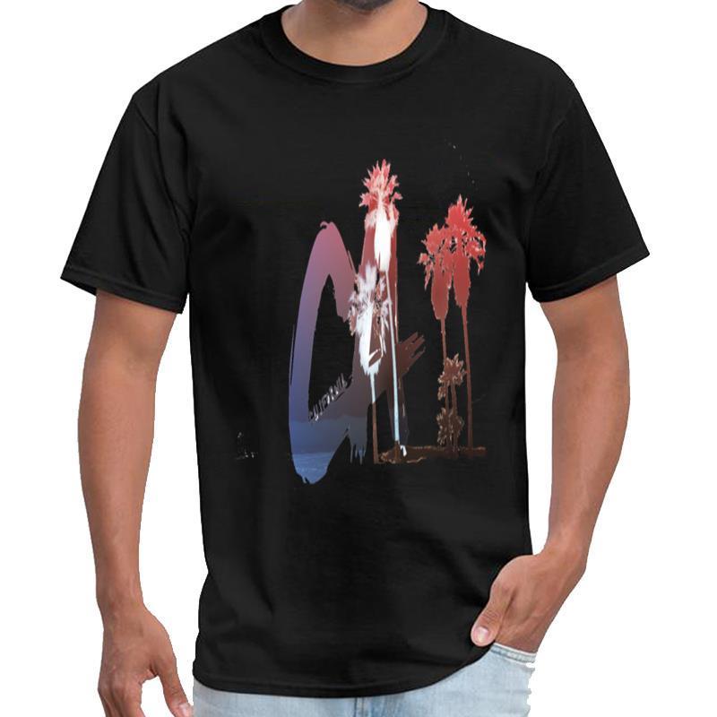 Mignon Californie T-shirt un TÉ titanesque t femmes chemise-6XL top