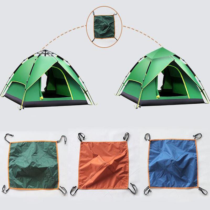 Tiendas de campaña y refugios Lightweight Impermeable / Durable Hammock Tienda Tarpa Tapa para al aire libre Camping Travel Sun Shelter