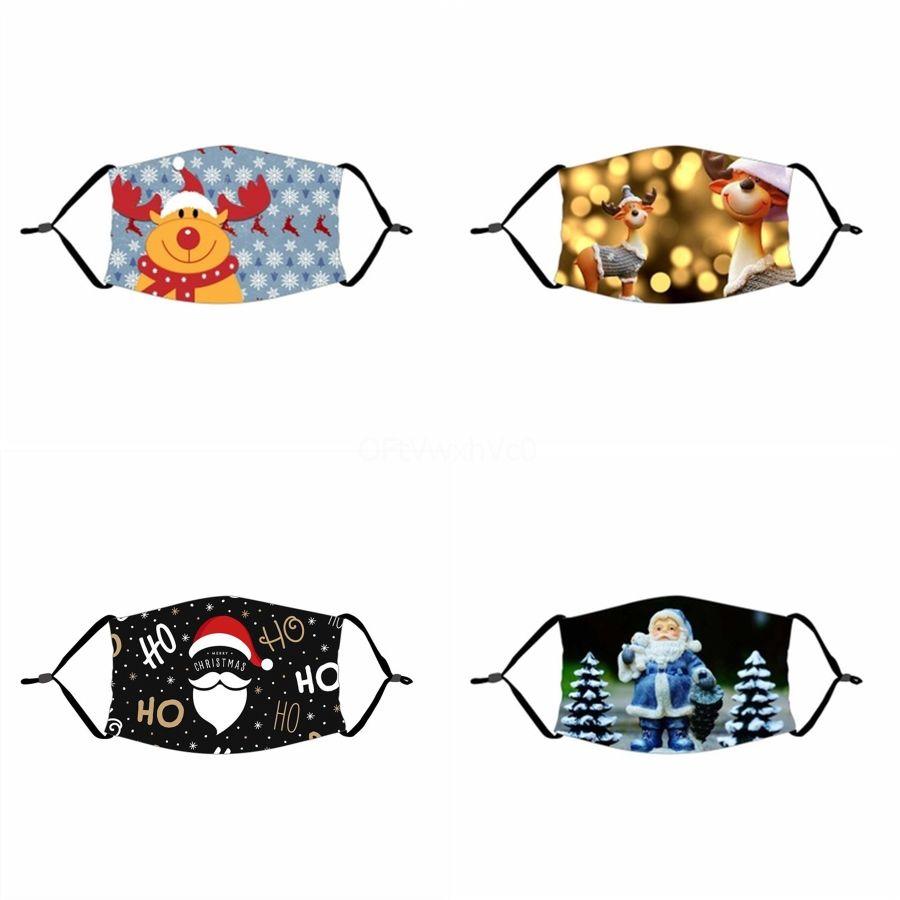 Cartoon imprimé animal masque léopard PrintDust coupe-vent visage Masques Party AdultFun Déguisements Masque moitié inférieure du visage # 780
