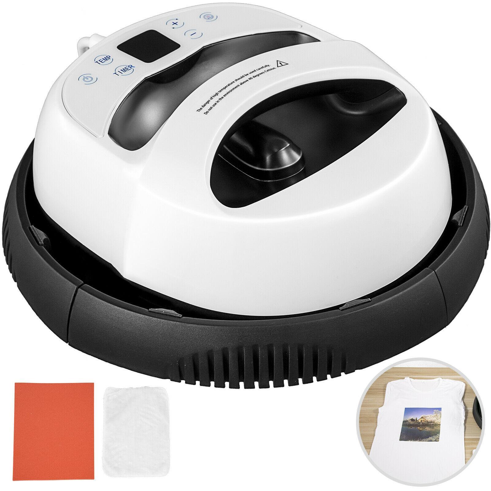آلة الصحافة الحرارة لقمصان 12x10 بوصة المحمولة المنزل استخدام آلة الصحافة الحرارة آلة نقل الحرارة الصحافة
