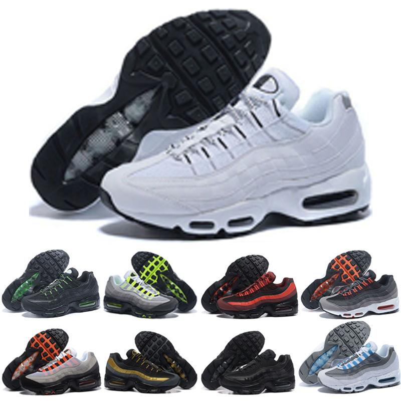 Cheap running shoes for men or women all white black gray light blue green yellow gold orange des chaussures sneakers