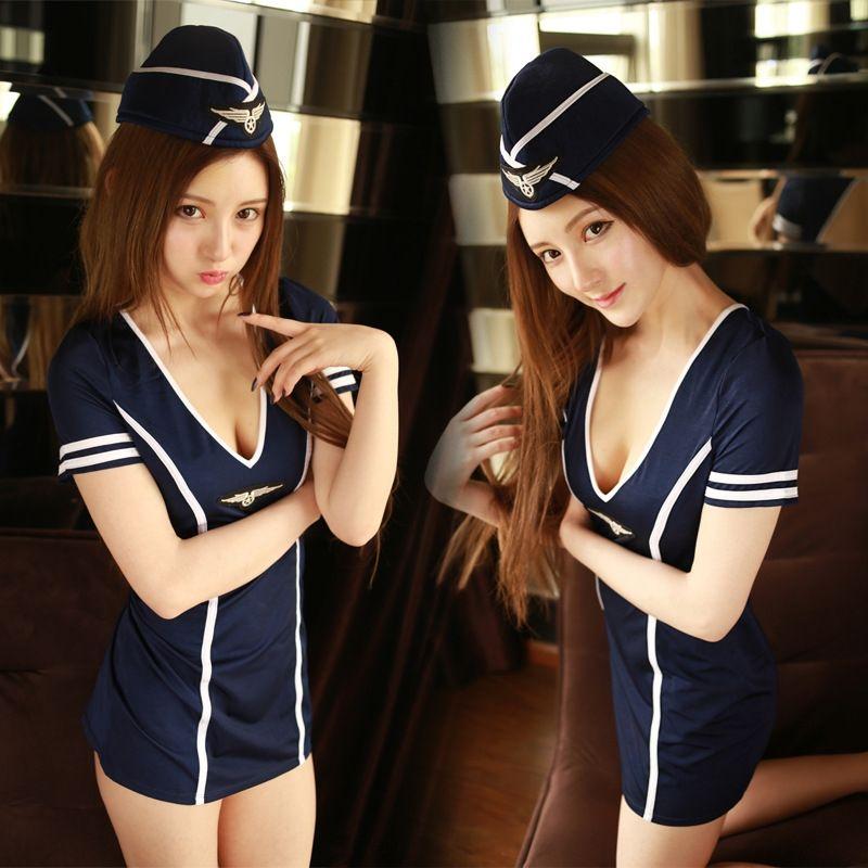 Seksi üniforma günaha elbise gece kulübü profesyonel OL Seksi iç çamaşırı üniforma günaha takım gece kulübü İç polis meslek Ç
