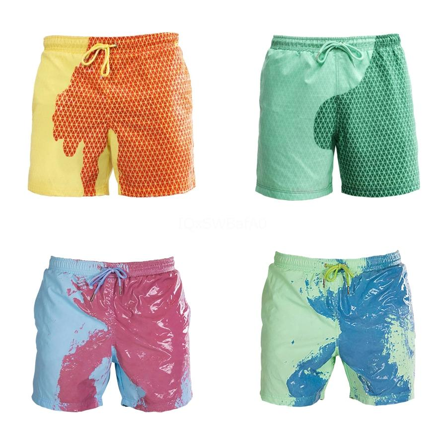 Badebekleidung für Männer Sexy Badehose Herren Badehose Strand-Badebekleidung Mann Board Shorts Quick Dry-Badeanzug-Strand Trunk # 760