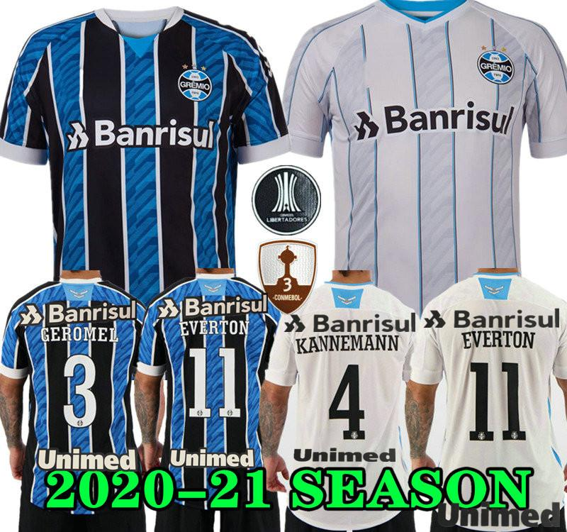 2020 Top Thai Quality 20 21 Gremio Home 3rd Soccer Jersey Guild Giuliano 2020 2021 Ramiro Geromel Luan Maicon Fernandinho Away Football Shirt From Jersey World888 11 7 Dhgate Com