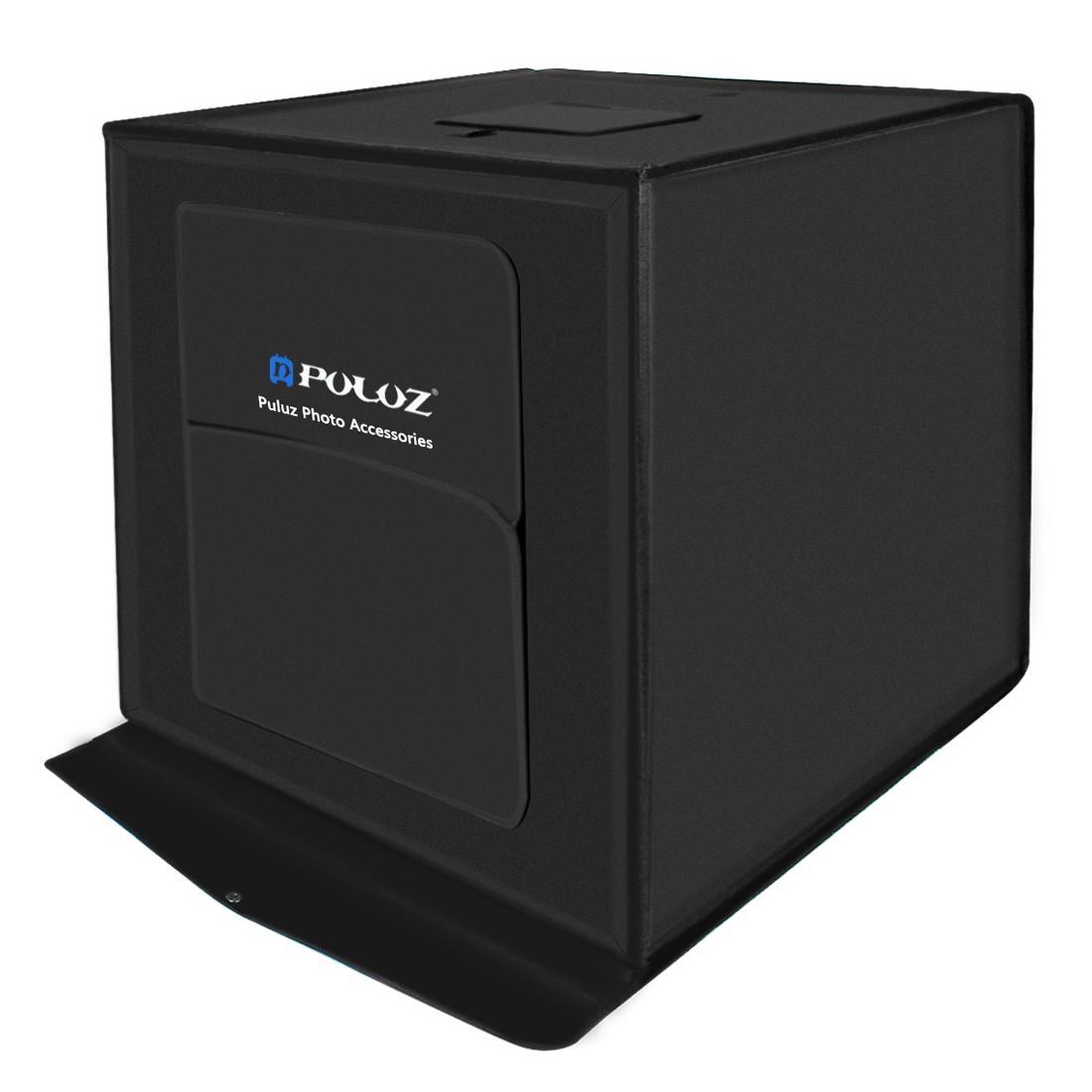 60*60*60cm portable LED photo studio Light Tent set+3 Backdrops+dimmer switch +EU Plug photography tent kit mini box photo box