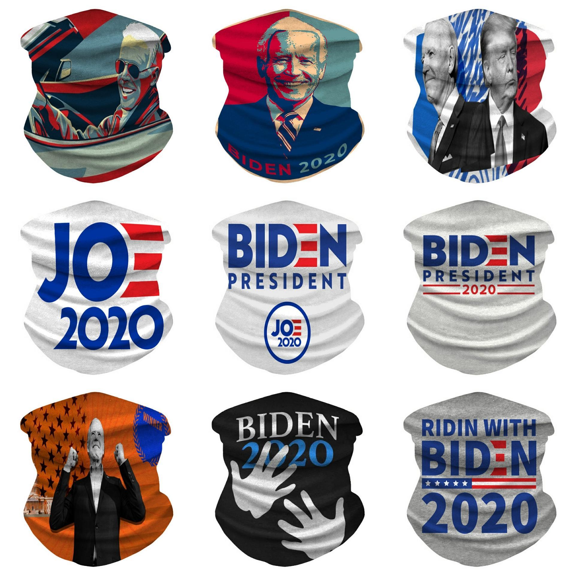 2020 Máscara Facial Máscaras lavável Printing contra pó Ciclismo Outdoor pescoço Magia Skull Scarf Bandana Máscara Designer # 5 # 324