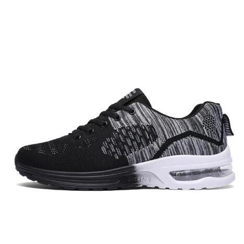 Damyuan الساخن بيع الأحذية عارضة، أحذية ركض مريحة وتنفس، أحذية رياضية غير قابلة للانزلاق، أحذية رياضية للرجال