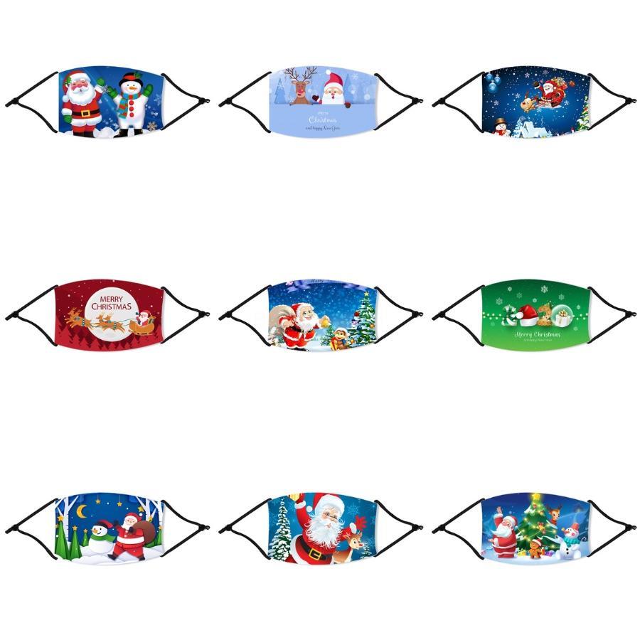 Mascarilla de dibujos animados con la respiración Las válvulas de lujo del diseñador Impreso mascarillas agradable a la piel de algodón lavable reutilizable Boca Máscara anti PM2,5 # 5 # 961