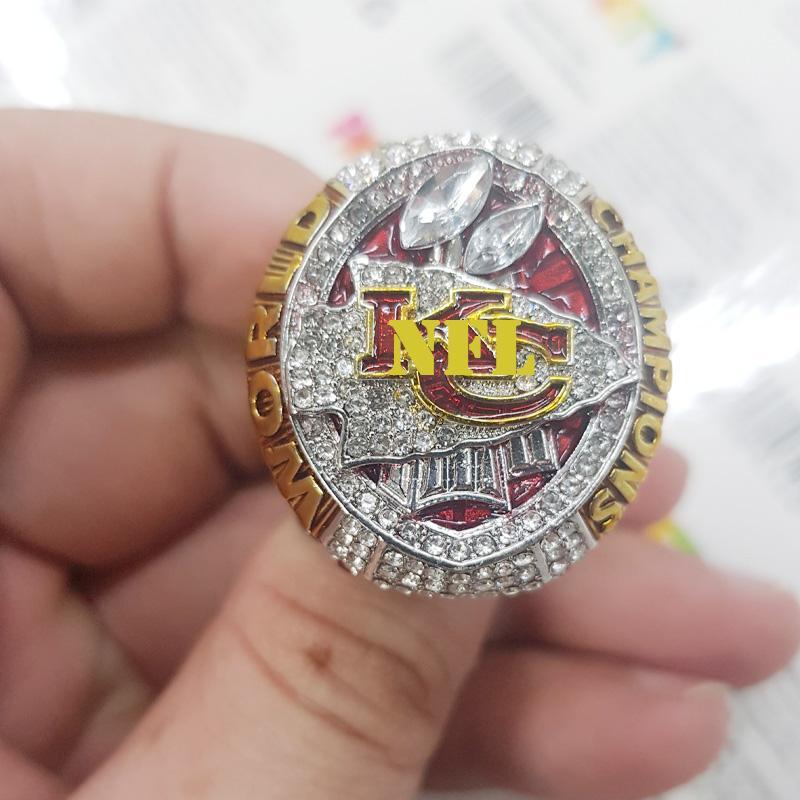 2020 캔자스 2019시 장 챔피언 축구 세계 선수권 대회 링 보석 팬 선물 반지
