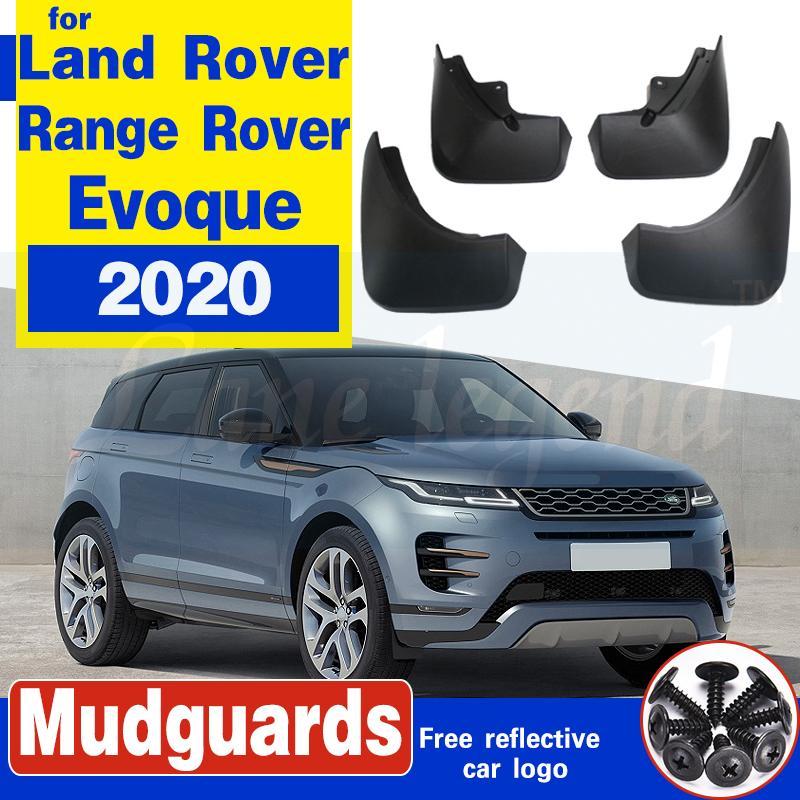 Für Land Rover Range Rover Evoque 2020 Kotflügel Schlamm-Klappen Kotflügel Spritzschutz Schmutzfänger Autozubehör Auto Vorderrad Hinterrad