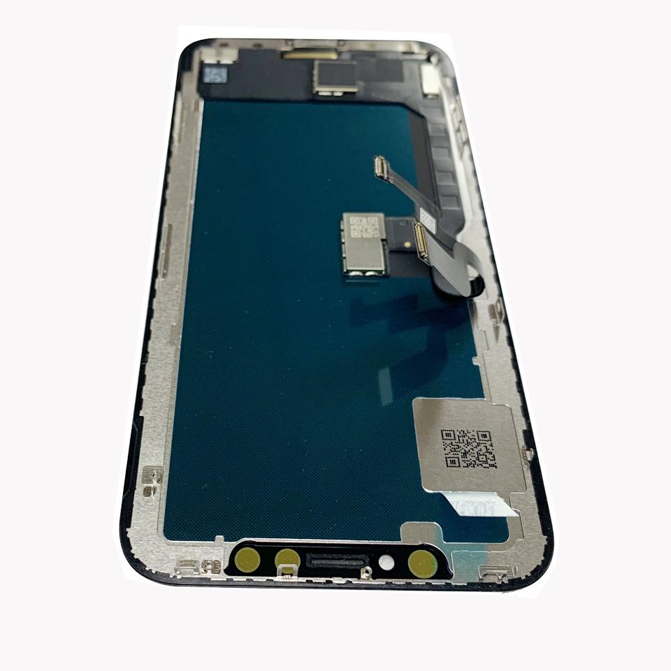 """AMOLED Screen For iPhone X OLED Display Touch Screen Digitizer Assembly OEM Replacement hard oled 100% Tested For iPhone X 5.8"""""""