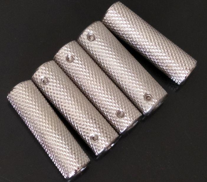 문신 바늘 키트 SupplyGrip를위한 새로운 도착 5PCS 프로 16MM 문신 기계 핸들 실버 문신 바디 아트 스틸 문신 튜브