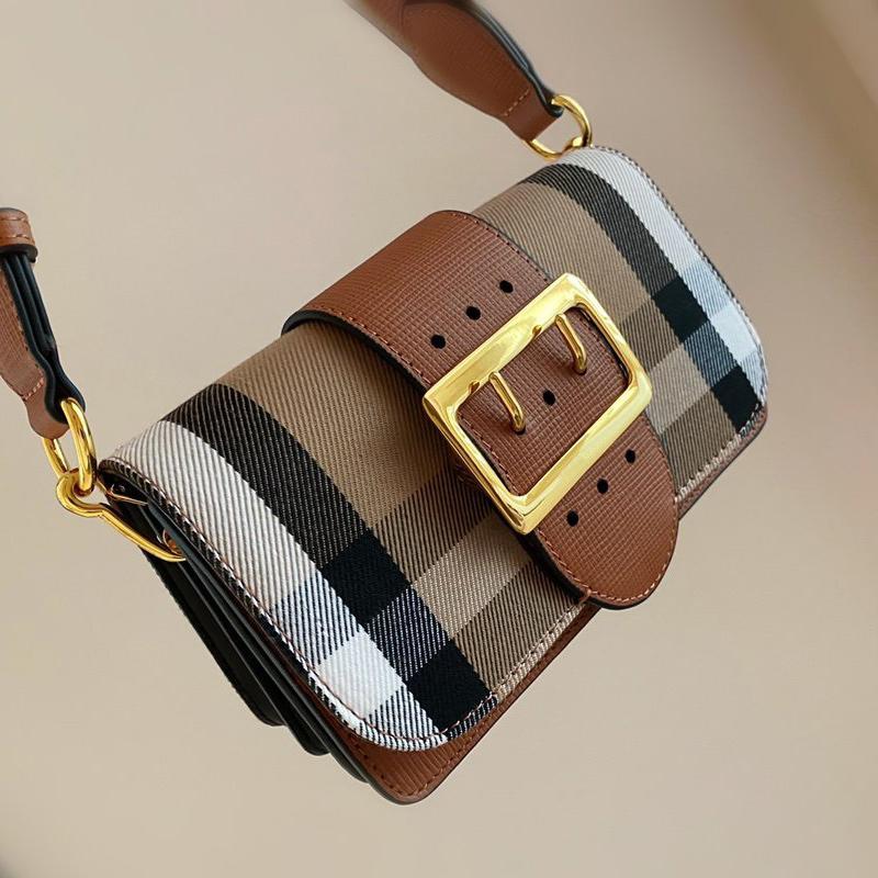 Canvas Ladies Shoulder Crossbody Classic High Quality Fashion Flap Bag Chain Ladies Woman Handbag Purse Wallet