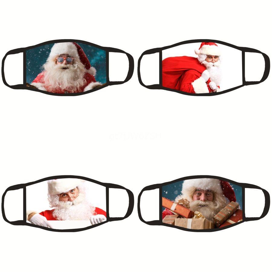 Sublimazione Blank Babbo Natale chiave d'argento antico di Natale con le decorazioni a corda rossa calda di trasferimento di stampa Diy Materiale regalo di fabbrica Pri # 537