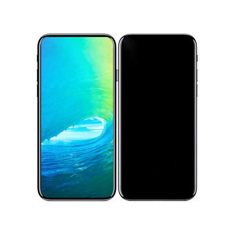 Goophone 2020 12P Max 1 GB RAM 16 GB ROM Android Quad Core 8MP Kamera 3G WCDMA Smartphone Show Gefälschte 5G Telefon