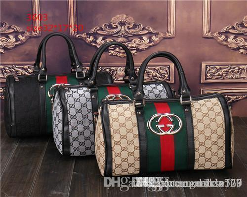 2018 stili di borsa del progettista famoso in pelle di marca borse di modo delle donne del Tote Borse a tracolla Lady borse in pelle Borse purse3603 A678