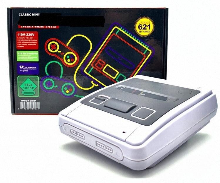 Toptan HDMI Video El TF Kart Oyun Konsolu Taşınabilir Oyun Oyuncular Perakende Kutu Hand Held Bilgisayar Oyunları El qSwl ile # 621 Oyun Mağaza Can